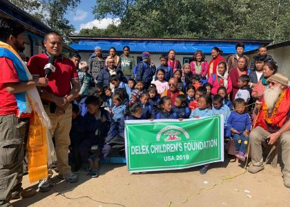 Nepal Project 2019