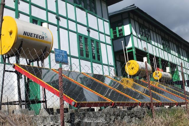 School Solar Project