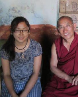 Nyima Dawa Lhamo